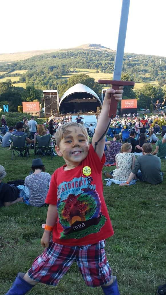 Top Five Family Festivals 2018