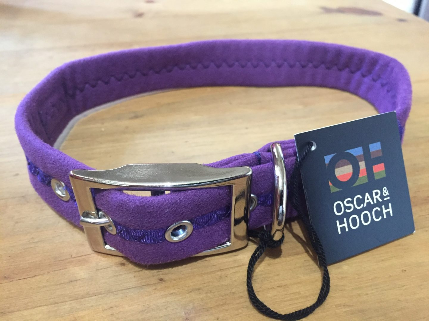 Oscar and Hooch  – Review of collar and lead