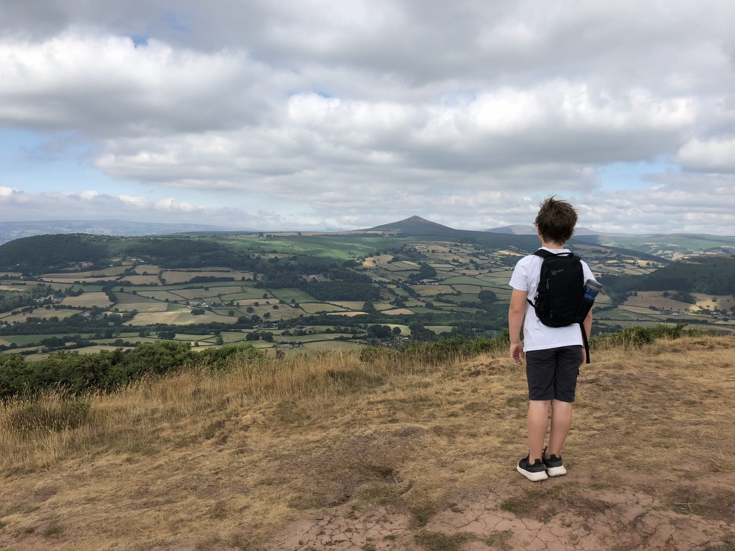 Climb every mountain – Walking Skirrid Fawr